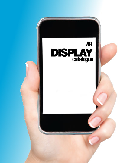 Display Catalogue AR for mobile devices