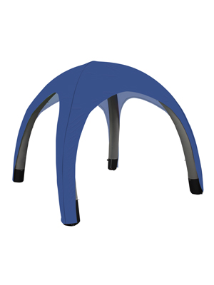 Inflatable Tent Canopy - Blue