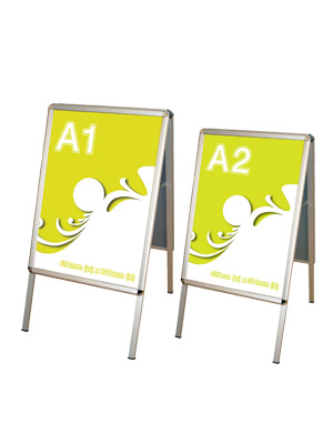 A1 and A2 Sign Board