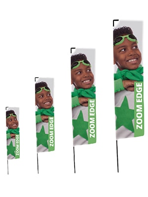 Zoom+ Edge Flag Range