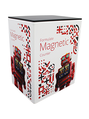 Formulate Magnetic Counter