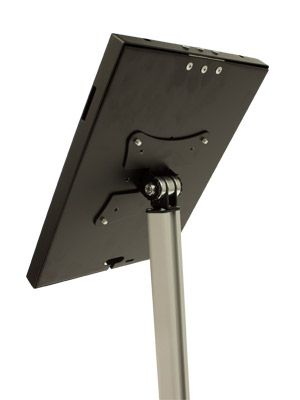 Telescopic iPad Holder Tilt Bracket