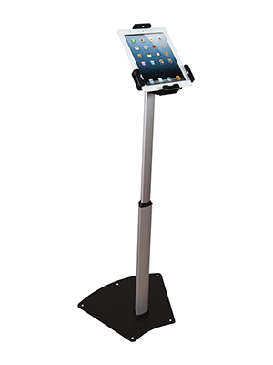 Telescopic Universal Tablet Holder Portrait